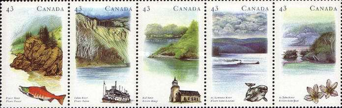 [Canadian Rivers, Typ ]