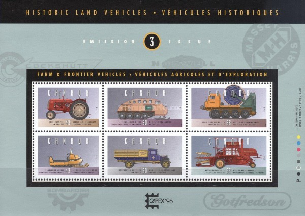 [Historic Land Vehicles, Typ ]