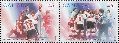 [The 25th Anniversary of Canada-U.S.S.R. Ice Hockey Series, Typ ]