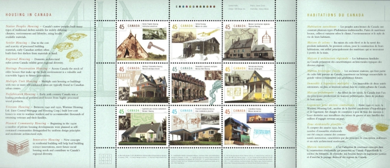 [Canadian Houses, Typ ]