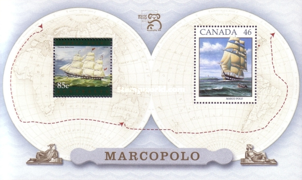 [Canada-Australia Joint Issue.