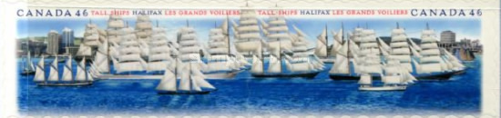 [Tall Ships Race - Self-Adhesive, Typ ]