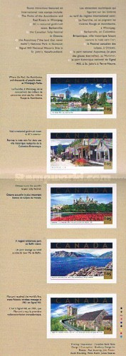 [Tourist Attractions - Self-Adhesive, type ]