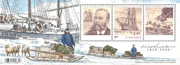 [Otto Sverdrup 1854-1930 - Joint issue with Greenland & Norway, Typ ]