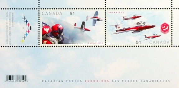 [Aviation - Canadian Forces Snowbirds, Typ ]