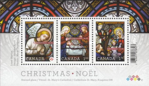 [Christmas - Stained Glass Windows, Typ ]