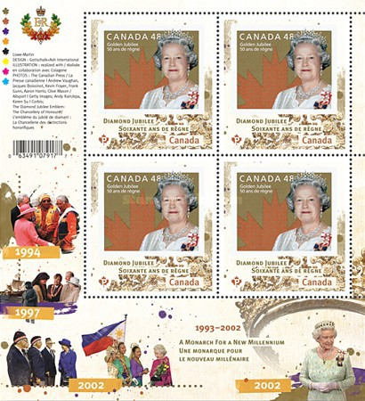 [Queen Elizabeth II - A Monarch for a New Millennium, 1993-2002, Typ ]