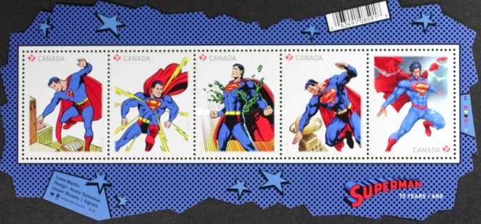 [The 75th Anniversary of Superman, Typ ]