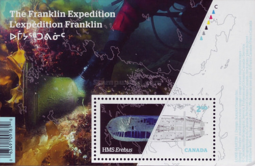 [The Franklin Expedition, 1845-1848, Typ ]