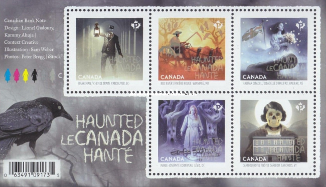 [Haunted Canada, Typ ]