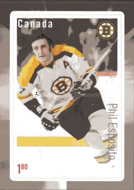[Great Canadian Forwards - Phil Esposito, Typ ]
