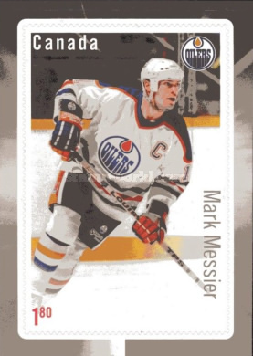[Great Canadian Forwards - Mark Messier, Typ ]