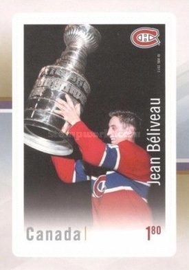 [Canadian Hockey Legends - Jean Béliveau, 1931-2014, Typ ]