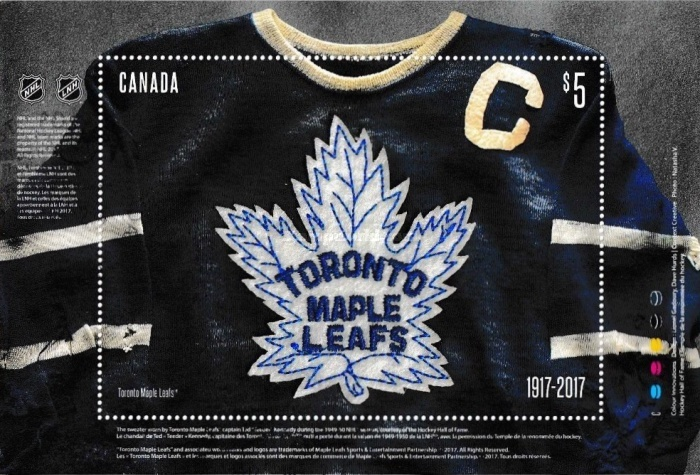 [Ice Hockey Clubs - The 100th Anniversary of the Toronto Maple Leafs, type ]