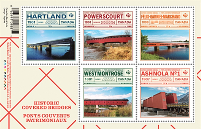 [Historic Covered Bridges, type ]