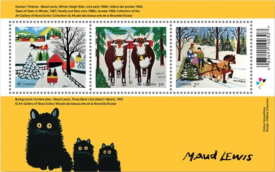 [Holiday - Art by Maud Lewis, 1903-1970, Typ ]