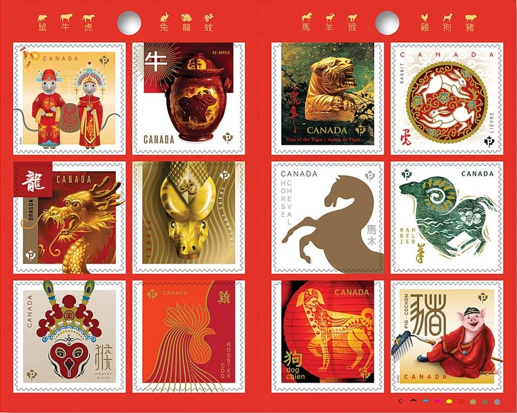 [Chinese New Year - The Chinese Zodiac - Year of the Ox, type ]