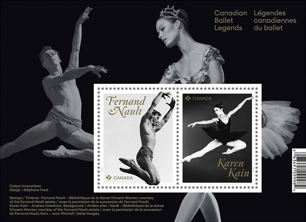 [Legends of Canadian Ballet, type ]