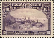 [The 300th Anniversary of the Founding of Quebec, Typ AA]