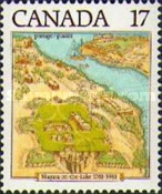 [The 200th Anniversary of Niagara-on-the-Lake (Town), Typ AAR]