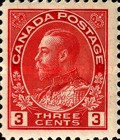 [King George V in Admiral Uniform - New Colors and Values, Typ AD10]