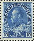 [King George V in Admiral Uniform - New Colors and Values, Typ AD15]