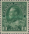 [King George V in Admiral Uniform - New Colors and Values, Typ AD9]