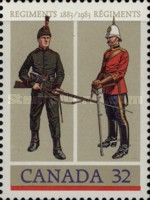 [Canadian Army Regiments, Typ AEH]