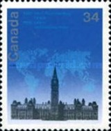 [The 74th Conference of Inter-Parliamentary Union, Ottawa, Typ AGX]