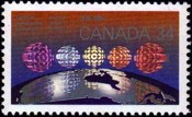 [The 50th Anniversary of Canadian Broadcasting Corporation, Typ AIE]
