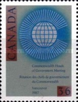 [Commonwealth Heads of Government Meeting, Vancouver, Typ AKK]