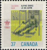[Winter Olympic Games - Calgary, Canada, Typ AKY]