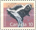[Canadian Mammals, type AME]