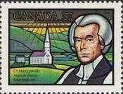 [The 200th Anniversary of the Consecration of Charles Inglis (First Canadian Anglican Bishop) (1987), Typ AMK]