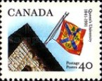 [The 150th Anniversary of Queen's University, Kingston, Typ ARV]