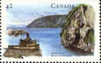 [Canadian Rivers, Imperforated Top or Bottom, Typ ATA]