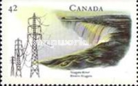 [Canadian Rivers, Imperforated Top or Bottom, Typ ATB]