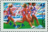[Olympic Games - Barcelona, Spain, Typ ATF]