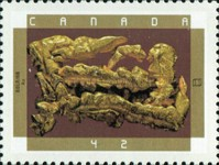 [The 150th Anniversary of Geological Survey of Canada - Minerals, Typ AUJ]