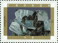 [The 150th Anniversary of Geological Survey of Canada - Minerals, Typ AUK]