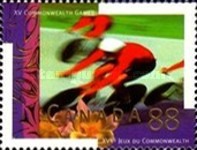 [The 15th Commonwealth Games, Victoria, Typ AYX]