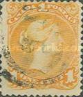 [Queen Victoria - Size: No. 1-1C 17 x 21 mm, No. 2-3a: 20 x 24mm. For Earlier Issues, see British Canada, Typ B4]