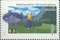 [The 100th Anniversary of Canadian Amateur Golf Championship and of the Royal Canadian Golf Association, Typ BAK]