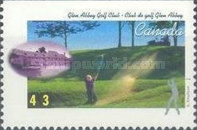 [The 100th Anniversary of Canadian Amateur Golf Championship and of the Royal Canadian Golf Association, Typ BAM]