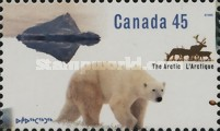 [The 50th Anniversary of Arctic Institute of North America, Typ BBR]