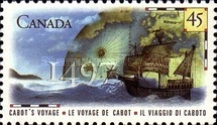[The 500th Anniversary of John Cabot's Discovery of North America, Typ BGE]