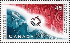 [Canada's Year of Asia Pacific, Typ BGN]