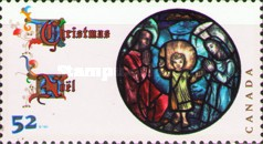 [Christmas - Stained Glass Windows, Typ BHA]