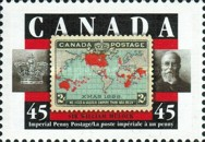 [The 100th Anniversary of the Imperial Penny Postage, Typ BIB]