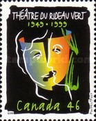 [The 50th Anniversary of Le Theatre du Rideau Vert, Typ BKP]